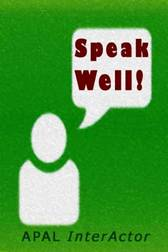 Screenshot of Speak Well